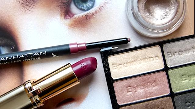Herbst-Make-Up