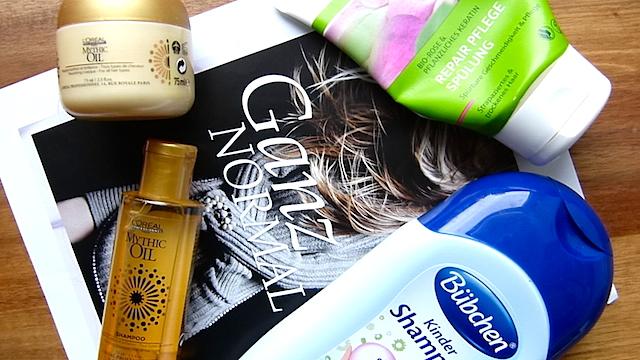 Quick Tip Haare griffig trotz Spülung