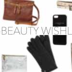 Non-Beauty Wishlist #1 FashionID Accessoires