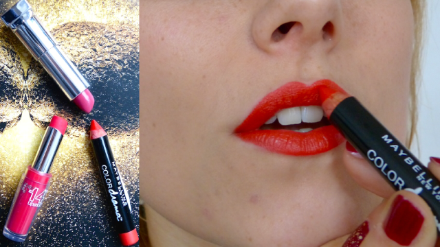 Maybelline Lipstick Week Colodrama Fab Orange