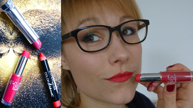 Lipstick Week Maybelline Super Stay Non-Stop Red