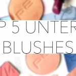 Top 5 unter 5 Euro Blushes